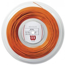Bobine Wilson Revolve (200 Mètres) Orange