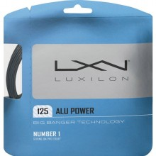 Cordage Luxilon Big Banger Alu Power
