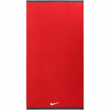 Serviette Nike Fundamental Rouge (Large)