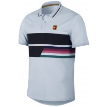 Polo Nike Court Advantage Australian Open Bleu