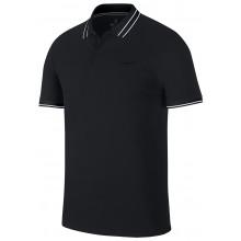 Polo Nike Court Advantage Practice Arhletes Noir