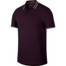Polo Nike Court Advantage Bordeaux