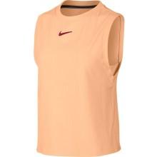 Débardeur Nike Court Dry Maria Saumon