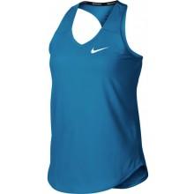 Débardeur Nike Junior Fille Court Pure Turquoise