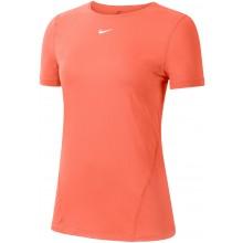 Tee-Shirt Nike Femme Pro Orange