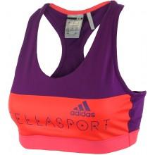 Brassière Adidas StellaSport Violet/Orange