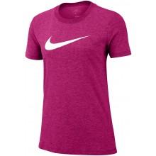 Tee-Shirt Nike Femme Dri-Fit Violet