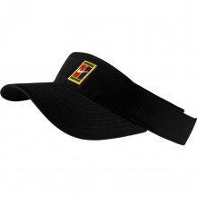 Visière Nike Femme Heritage Logo Noire