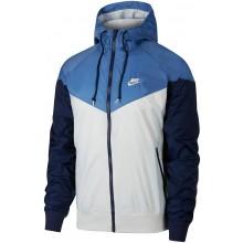Veste Nike Sportswear Windrunner Bleue