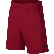 Short Nike Court Junior Dry Bordeaux