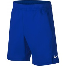 Short Nike Court Junior Dry Bleu