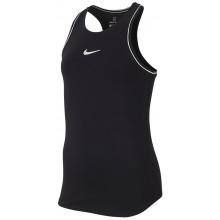 Débardeur Nike Court Junior Dry Noir