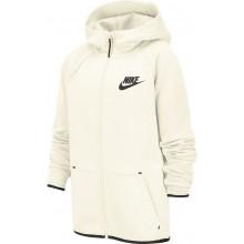 Veste Nike Junior Sportswear Tech Fleece Beige