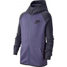 Veste Nike Junior Sportswear Tech Fleece Marine