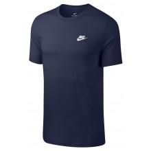 Tee-Shirt Nike Manches Courtes Marines