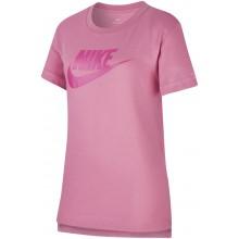 Tee-Shirt Nike Junior Fille Basic Futur Rose