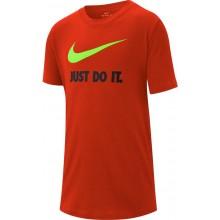Tee-Shirt Nike Junior Just Do It Rouge