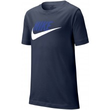 Tee-Shirt Nike Junior Sportswear Bleu