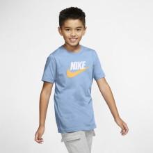 Tee-Shirt Nike Junior Futura Icon Bleu