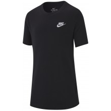 Tee-Shirt Nike Junior Futura Noir