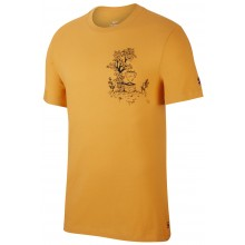 Tee-Shirt Nike Court Seasonal Jaune