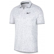Polo Nike Court Dry Aop Blanc