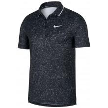 Polo Nike Court Dry Aop Noir