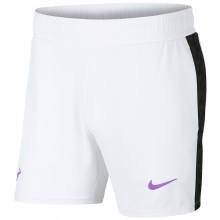 Short Nike Court Rafa Dri-Fit 7 Blanc