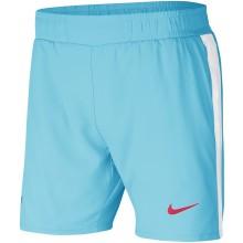 """Short Nike Nadal 7"""" Paris Turquoise"""