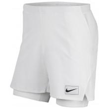 Short Nike Court Ace Pro Wimbledon 2 en 1 Blanc