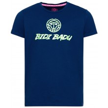 Tee-Shirt Bidi Badu Junior Wyn Basic Logo Marine