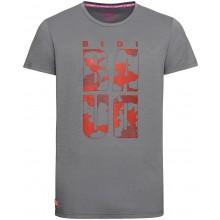 Tee-Shirt Bidi Badu Junior Garçon Yaris Lifestyle Gris