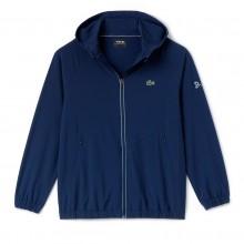 Blouson Lacoste Sportswear Djokovic Marine