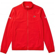 Blouson Lacoste Tennis Paris Rouge