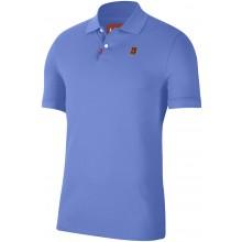 Polo NikeCourt Heritage Bleu