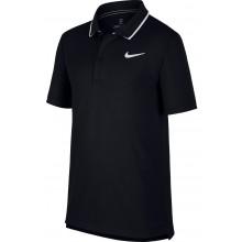 Polo Nike Court Junior Dry Noir