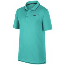 Polo Nike Court Junior Dry Team Turquoise