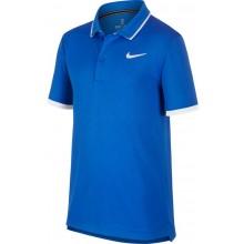 Polo Nike Court Junior Dry Team Bleu