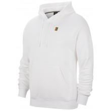 Sweat Nike Heritage à Capuche Blanc
