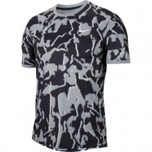 Tee-Shirt Nike Dry Team Imprimé Noir