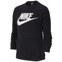Sweat Nike Junior Fleece Noir