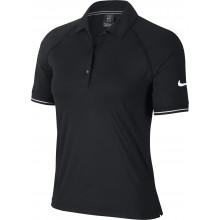 Polo Nike Femme Essential Noir