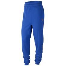 Pantalon Nike Femme Heritage Molleton Bleu