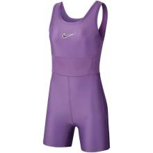 Combishort Nike Melbourne Violette