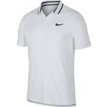 Polo Nike Court Dry Piqué Blanc
