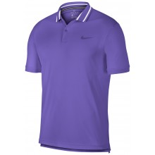 Polo Nike Court Dry Pique Violet