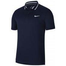 Polo Nike Court Dry Pique Marine