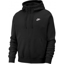 Sweat Nike Sportswear Club Zippé Noir