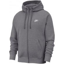 Sweat à Capuche Nike Sportswear Zippé Gris