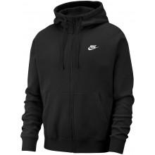 Sweat Nike Sportswear Club Zippé Noir